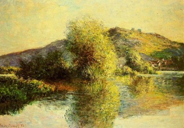 Claude Monet Painting - Isleets at PortVillez Claude Monet